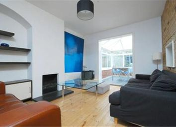 Thumbnail 3 bed terraced house to rent in Greenstead Gardens, London