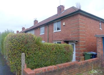 Thumbnail 2 bed terraced house to rent in Reindeer Street, Mansfield