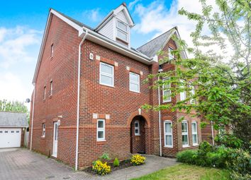 Thumbnail 4 bedroom town house for sale in Bellemoor Road, Upper Shirley, Southampton