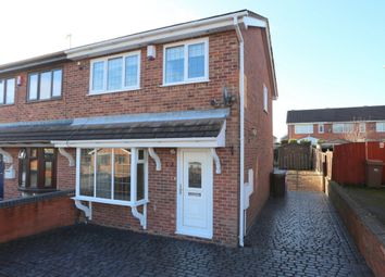 Thumbnail 3 bed semi-detached house to rent in Willeton Street, Bucknall