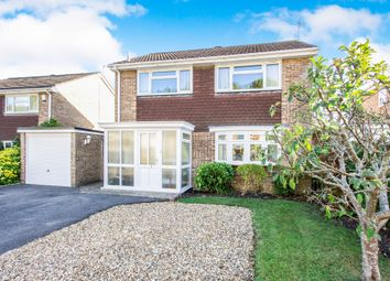 Thumbnail 4 bed detached house for sale in Fitzpain Road, West Parley, Ferndown