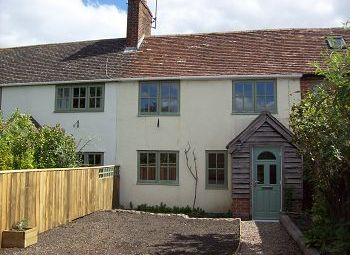 Thumbnail 2 bed terraced house to rent in High Street, Chapmanslade, Westbury, Wiltshire