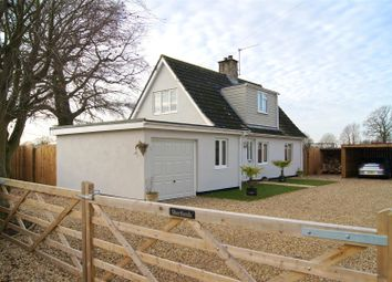 Thumbnail 4 bed detached bungalow for sale in Swan Lane, Coney Weston, Bury St. Edmunds