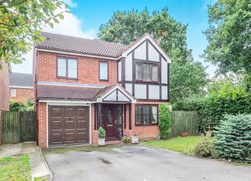 Thumbnail 4 bed detached house for sale in Brewers Close, Binley, Coventry