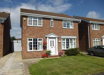 Thumbnail 4 bedroom detached house for sale in Orrin Close, Woodthorpe, York