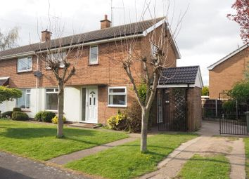 Thumbnail 3 bed property for sale in Ross Close, Coddington, Newark