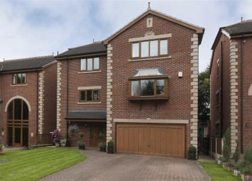 Thumbnail 5 bed detached house for sale in Moorgate Road, Whiston, Rotherham