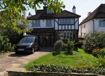 Thumbnail 5 bed detached house to rent in Kingswood Avenue, Bromley