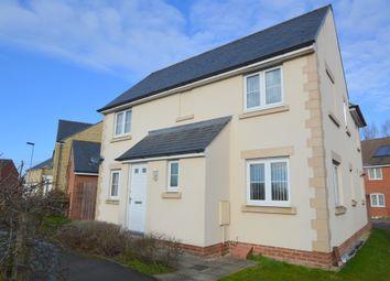 Thumbnail 4 bed detached house to rent in Honeysuckle Close, Melksham, Melksham, Wiltshire