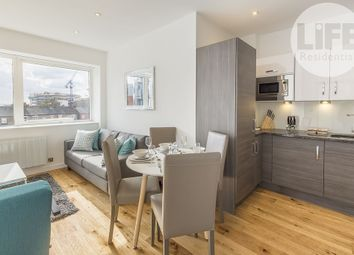 Thumbnail 1 bed flat to rent in Waterside, Union House, 23 Clayton Road, Hayes, Middlesex