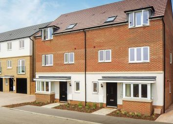 "Thumbnail 5 bed semi-detached house for sale in ""The Harrogate"" at Westlake Avenue, Hampton Vale, Peterborough"