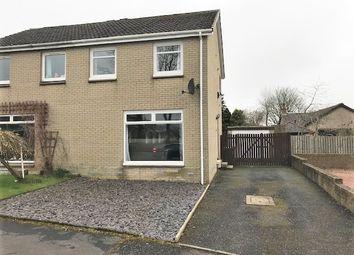 3 bed semi-detached house for sale in Castlehill Crescent, Law, Carluke ML8