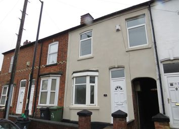Thumbnail 3 bed terraced house for sale in Cecil Street, Walsall