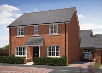 Thumbnail 4 bed detached house for sale in Colton Road, Shrivenham, Swindon