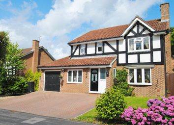 Thumbnail 4 bed detached house for sale in Ullswater Avenue, West End, Southampton