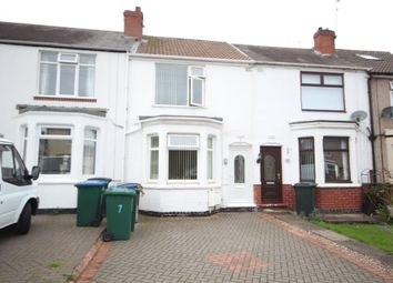 Thumbnail 2 bedroom terraced house for sale in Stubbs Grove, Coventry