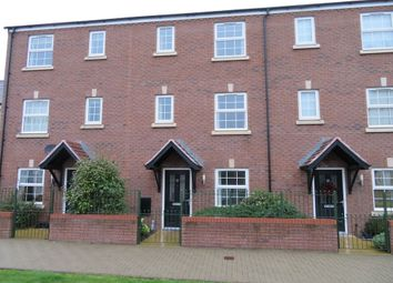 Thumbnail 3 bed town house to rent in Greenwilding Road, The Furlongs, Hereford