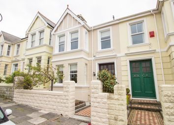 Thumbnail 3 bedroom terraced house for sale in Glenhurst Road, Mannamead, Plymouth