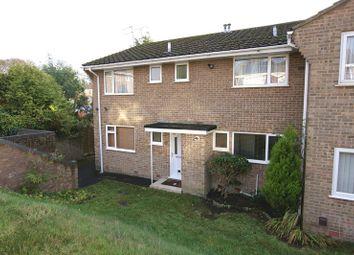 Thumbnail 2 bed flat for sale in Henbury View Road, Corfe Mullen, Wimborne