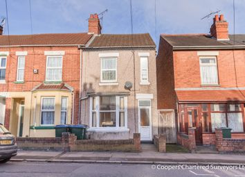 Thumbnail 1 bed flat to rent in Broomfield Road, Earlsdon, Coventry
