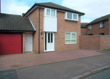 Thumbnail 4 bed detached house to rent in Lammas Road, Tasburgh, Norwich