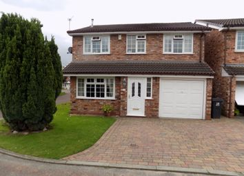 Thumbnail 4 bed detached house for sale in Kingfisher Grove, Wincham, Northwich