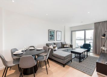 Thumbnail 2 bed flat to rent in Upper Riverside, Cutter Lane, North Greenwich