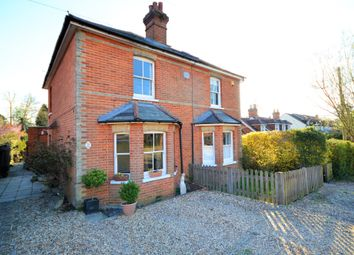 Thumbnail 2 bed semi-detached house for sale in Prospect Road, Rowledge, Farnham, Surrey