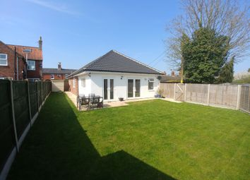 Thumbnail 3 bed detached bungalow for sale in Southend Road, Bungay, Bungay