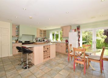 Thumbnail 4 bed detached house for sale in Maudlin Lane, Bramber, Steyning, West Sussex