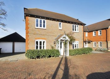 Thumbnail 4 bed detached house for sale in Old Brighton Road North, Pease Pottage, Crawley, West Sussex