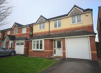 Thumbnail 4 bed detached house to rent in Northcote Avenue, Wythenshawe, Manchester