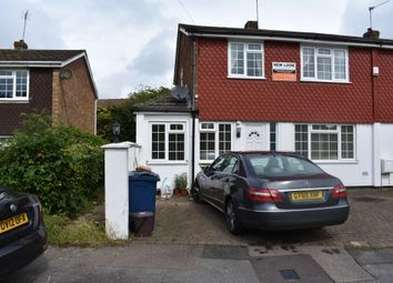 Thumbnail 3 bed terraced house to rent in Harries Way, Holmer Green, High Wycombe