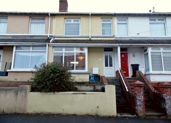 Thumbnail 3 bed terraced house for sale in Summerhill, Thomastown, Merthyr Tydfil