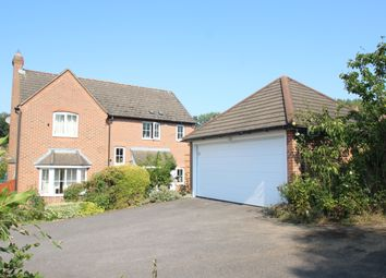 Thumbnail 4 bed detached house for sale in Yates Copse, Manor Park, Newbury