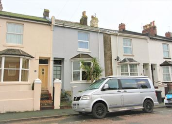 Thumbnail 3 bed end terrace house to rent in Langs Road, Paignton, Devon