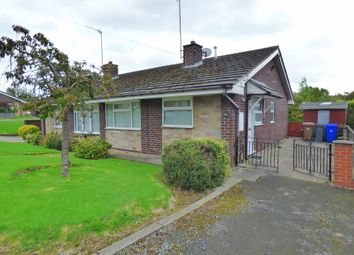 Thumbnail 2 bedroom semi-detached bungalow to rent in Langland Drive, Longton, Stoke-On-Trent