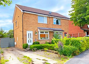 2 bed semi-detached house for sale in Markenfield Road, Harrogate HG3
