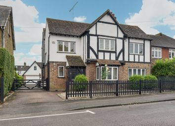 Thumbnail 4 bed detached house for sale in Bury Road, Harlow, Essex