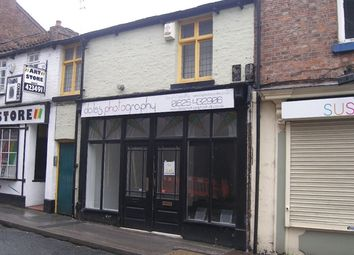 Thumbnail Retail premises to let in Park Lane, Macclesfield, Shop To Rent
