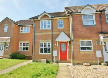 Thumbnail 2 bed terraced house to rent in Dove Close, Kingsnorth, Ashford