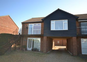 Thumbnail 2 bedroom flat for sale in South Beach Road, Hunstanton