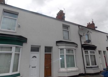 Thumbnail 2 bedroom terraced house for sale in Athol Street, Middlesbrough