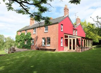 Thumbnail 5 bed farmhouse for sale in Tre-Evan Farm, Llangarron, Llangarron - Ross-On-Wye