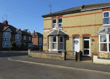 Thumbnail 3 bed semi-detached house to rent in Colvile Road, Wisbech