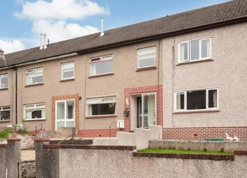 Thumbnail 2 bed terraced house for sale in Millburn Gardens, Largs, North Ayrshire, Scotland