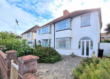 Cambridge Road, Lee On The Solent PO13. 3 bed semi-detached house
