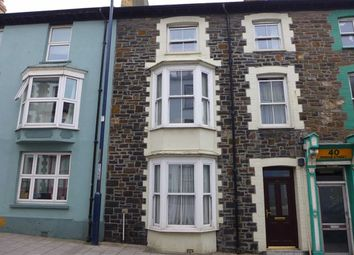 Thumbnail 4 bed semi-detached house for sale in Bridge Street, Aberystwyth, Ceredigion