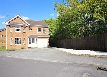 Thumbnail 4 bedroom detached house for sale in Cardwell Drive, Woodhouse, Sheffield