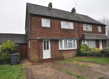 Thumbnail 3 bed semi-detached house for sale in Willow Way, Guildford